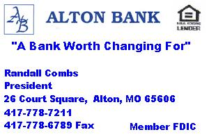 Alton Bank A Bank Worth Changing For
