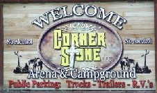 Cornerstone Arena and Campground lots of Family Fun